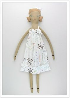 Personalize SEEDLING Doll from Dumyé
