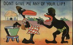 black americana | Meet the Seller: ThePostcardDude