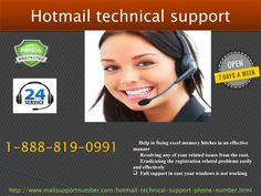 Hotmail Technical Support 1-888-819-0991 Benefits a Lot