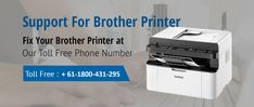 Brother printer providing online service in Australia. if you any printing issues due to cartridge jam, multiple envelopers printing, driver installation, network print server issues etc. brother printer support number + is available at all times. Wireless Printer, Printer Scanner, Laser Printer, Print Server, Best Printers, Brother Printers, Printer Driver, Fix You