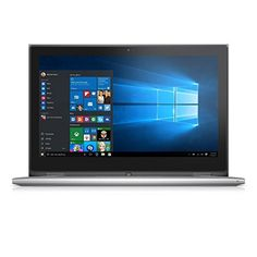 Introducing Dell Inspiron 13 7000 13Inch Laptop 2in1 Convertible IPS FHD Touchscreen Intel Core i76500U Processor 8GB RAM 256GB SSD Backlit Keyboard Windows 10 Certified Refurbished. Great product and follow us for more updates!