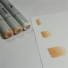 The Ink Trap: Copic Coloring Tutorial Copic Marker Art, Copic Pens, Copic Art, Copic Sketch Markers, Copics, Tombow Markers, Prismacolor, Copic Markers Tutorial, Color Of The Day
