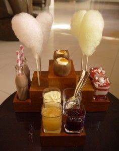 Afternoon Tea at One Aldwych - Charlie and the Chocolate Factory