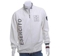 SALDI FELPA ESERCITO ITALIANO GIUBBINO CON CERNIERA LOGO FORZE ARMATE Art. F004 | eBay