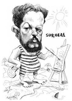 Sorolla by Pablo Morales de los Rios
