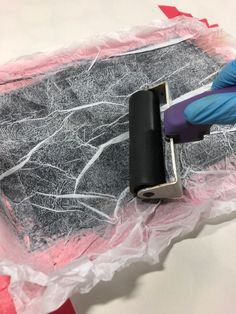 Druckgrafik Reduction Techniques: Tissue Paper – Paula Dunn Artist How A Filterless Air Purifier Wor Acrylic Painting Techniques, Painting Tips, Art Techniques, Painting Tutorials, Body Painting, Texture Painting Techniques, Faux Painting, Chalk Painting, Tissue Paper Art