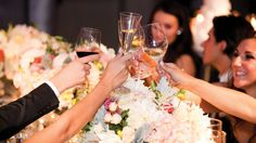 A toast to honor Weddings @FSToronto