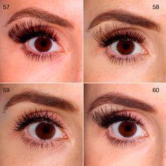 76d0cd0e179 24 Best lashes images in 2016 | Best fake eyelashes, Best false ...