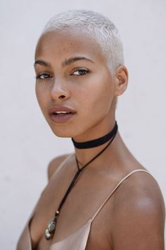 Bet You Didn't Know A Gloss Treatment Could Do This... #refinery29 http://www.refinery29.com/best-hair-gloss-looks-semi-permanent#slide-28 To make just-bleached platinum icy: For those who keep their hair icy blonde (no matter what the season), like this style created by Cassondra Kaeding a celebrity stylist at Sally Hershberger LA whose clients include Vanessa Hudgens and Ciara, a touchup with gloss is key. It can help keep h...