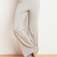 These pants just look so comfy for a rainy or lazy afternoon!