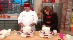 The Cake Boss' Vanilla Cake | Rachael Ray Show