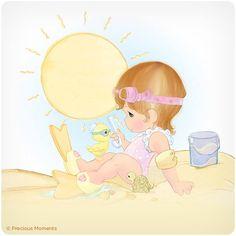 #preciousmoments #summer