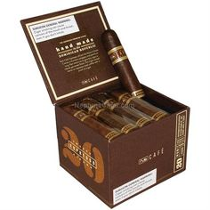 Nub Cafe Espresso Cigars: find the best selection of Nub Cafe Espresso at low prices at Neptune Cigar