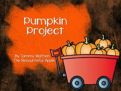 The Resourceful Apple: Pumpkin Project and a Freebie