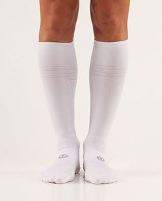 Compression socks - lulu lemon.  For running and pregnancy. Need em