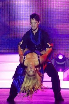 Tristan MacManus and Sabrina Bryan, Dancing with the Stars: At Sea on Holland America Line – MacManiacs.org (Image Copyright © Jason Leppert)