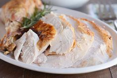 If you need to make a killer roast turkey without any long, complicated steps, this simple, no-fuss recipe is for you! Perfect, juicy roast turkey coming right up! You guys. Let's talk turkey. Who's on turkey duty this year for Thanksgiving? Who's never cooked a turkey in their life? Come on, raise your hand. Don't [...]