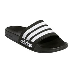 1d17032e03d6 adidas Adilette Cloudfoam Mens Slide Sandals JCPenney