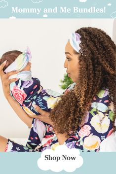 Our Bella's Painted Peony Rainbow Mommy & Me Bundle includes a maternity robe, scrunchie, personalized baby swaddle, no-scratch mittens and more. Cute Outfits For Kids, Cute Kids, Boy Outfits, Dad Baby, Baby Sister, Mom Hats, Baby Bundles, Baby Bassinet, Boho Baby Shower