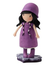 Gorjuss™ Rainy Daze Figurine