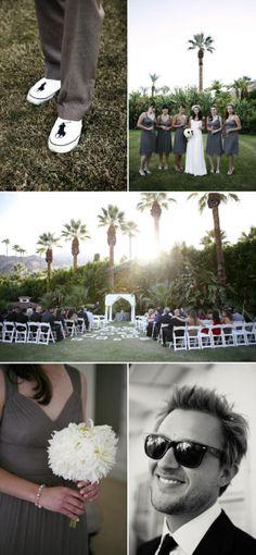 Los Angeles Wedding by Belathee | The Wedding Story