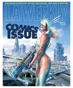 LA Weekly, December 28, 2012  Art director: Darrick Rainey   Illustration: Peter Bollinger