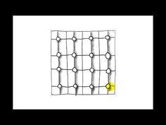 Zentangle Patterns | Tangle Patterns? - Capell - YouTube