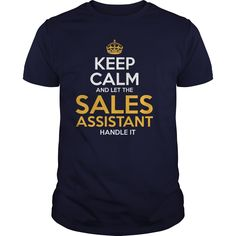 nice   Awesome Tee For Sales Assistant -  Teeshirt this week