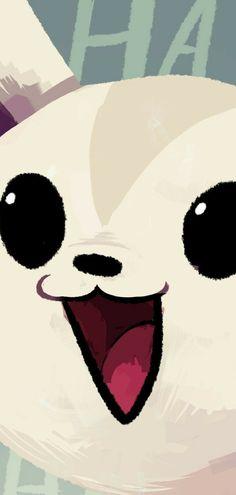 Hey Satan, it's your girl, Fenneko.  #Fenneko #Aggretsuko #anime #fanart