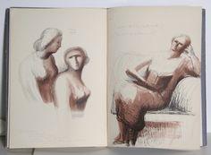 Livre Illustré - Henry Moore - Heads, Figures and Ideas