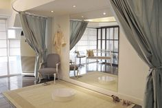 bridal store dressing rooms - Google Search