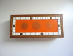 Jewelry Box or Trinket Box or Letter Box Mid Century by KimBuilt, $16.00