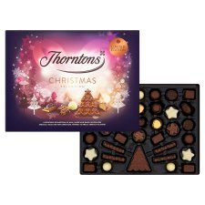 Thorntons Christmas Selection Box 457G