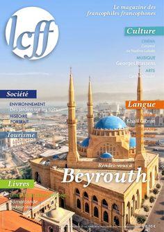 Lcff#22-Octobre 2014  Vingt-deuxième numéro du magazine LCF (Langue et Culture Française). Ce mensuel a pour objectif de promouvoir la culture et la langue française à travers le monde, tout en étant adapté au niveau des apprenants du français à l'étranger.