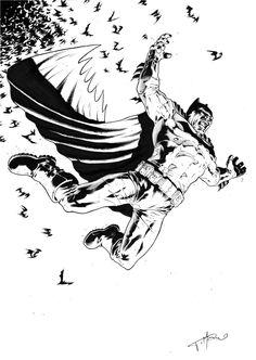 Batman Commission DKR