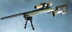 USMC M40 rifle