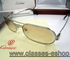 b3001d9d944e Cartier Sunglasses 1118248 In Silver