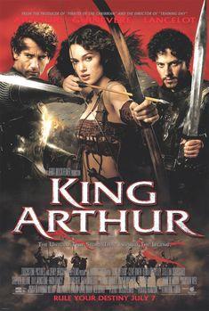 King Arthur:  Clive Owen, Kiery Knightley, Ioan Gruffurdd.  Swashbuckling violence at it's best