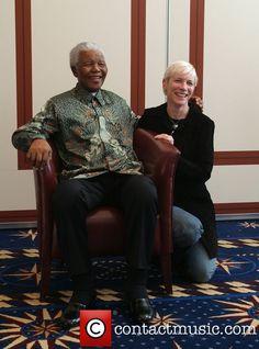 Nelson Mandela annie lennox