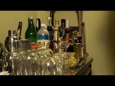 How to Stock a Home Bar | At Home With P. Allen Smith