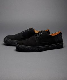 Tempest Suede Shoe - Fred Perry