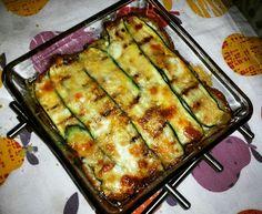 Millefoglie di zucchine e patate Vegetables, Food, Meal, Eten, Vegetable Recipes, Meals, Veggies