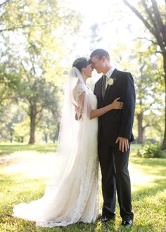 Simple Alabama Wedding featured on Southern Weddings Blog.