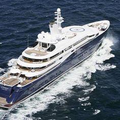 al mirqab yacht | AL MIRQAB Yacht Photos - Kusch Yachts | Yacht Charter Fleet
