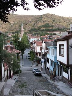 charming backstreet - Afyonkarahisar