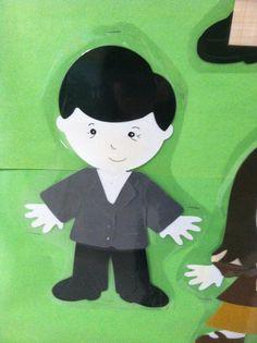 Cricut Willy Wonka Cricut Everyday Paper Dolls -