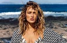 Mara Hoffman Spring 2014 - The Mara Hoffman Spring 2014 lookbook shows that the fashion brand has everyone covered for the upcoming beach and vacation season. Granted, the di...