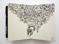 Doodle Art by Kerby Rosanes