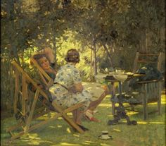 Summer Afternoon by Arthur Spooner