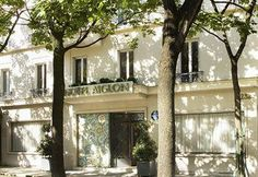 Aiglon Hotel - Hotel Aiglon is located in Paris's Montparnasse Tower neighborhood, close to Cartier Foundation for Contemporary Art, Tour Montparnasse, and Luxembourg Gardens. Three stars $558